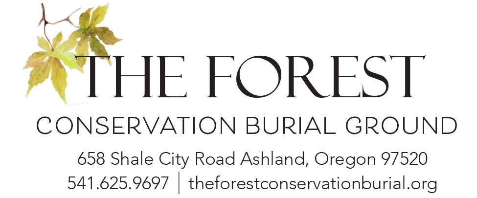 the forest conservation burial contact info