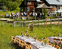 Farm to Fork Dinner at Willow-Witt Ranch