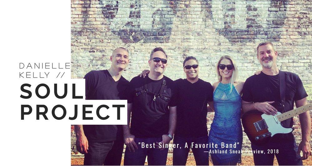 Danielle Kelly Soul Project