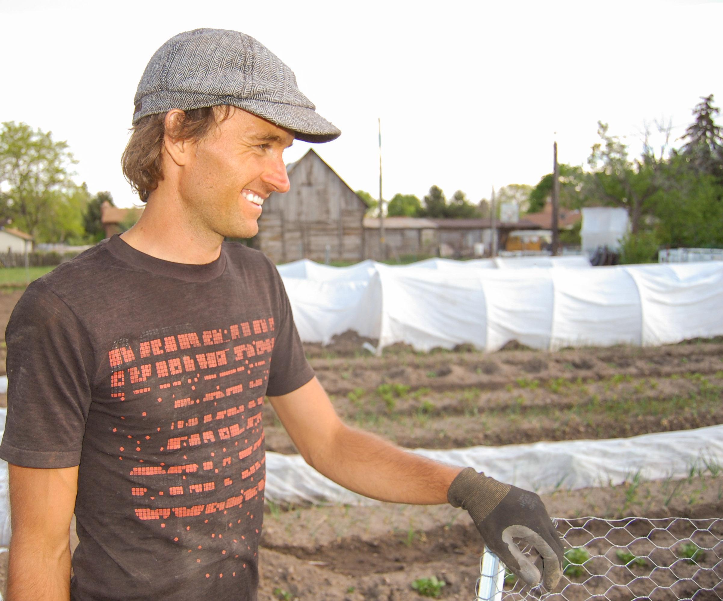 Meet Farmer Dave